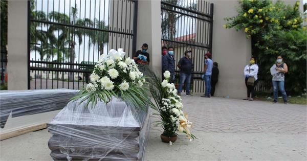 ecuador women buried without seeing body returned home after a month