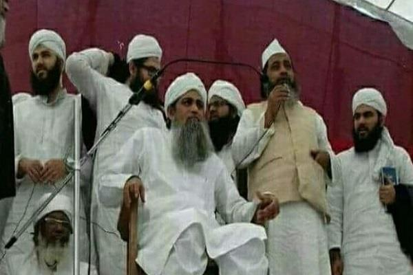 new audio from tabligi jamaat chief maulana saad gpt viral