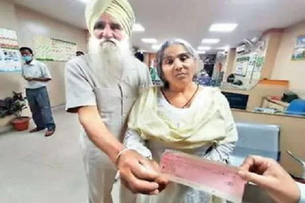 meerut retired army donated 15 lakhs of gratuity pension to pm relief fund