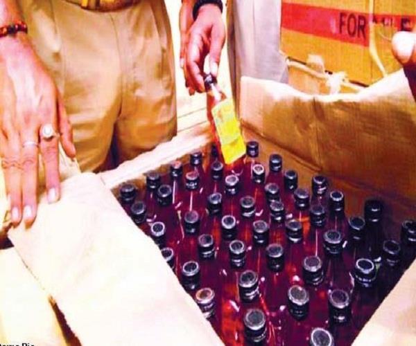 liquor sales are under curfew here in himachal