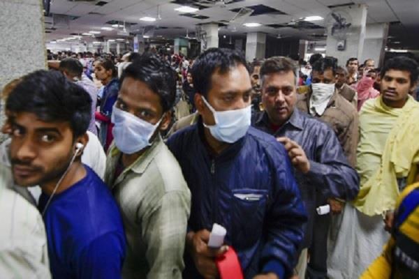 lockdown corona virus up cases