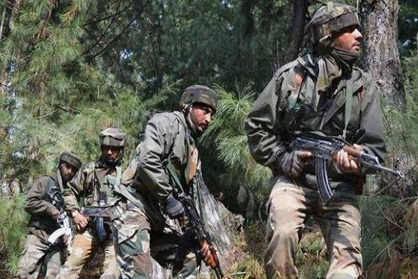 pak rains sunderbani after poonch 6 jawans injured