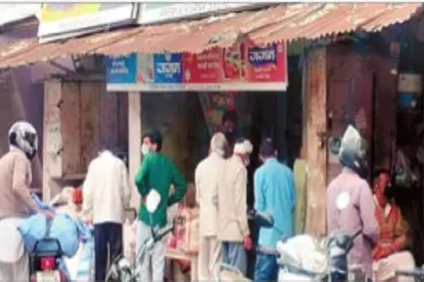 lockdown corona s knock in neighboring cities fatehabad