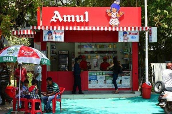 amul s business