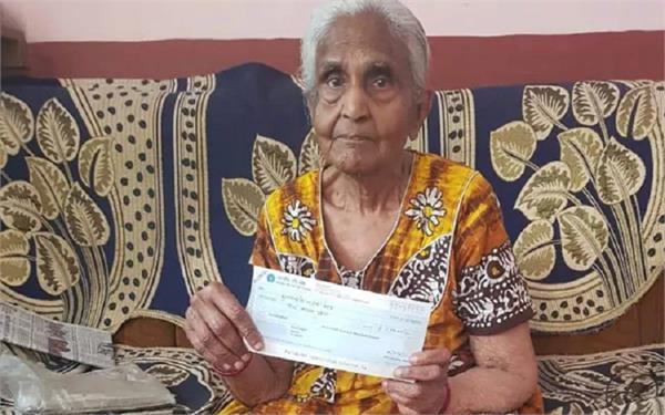मिसाल: 82 साल की 'दरियादिल अम्मा', कोरोना को हराने के लिए दी अपनी जमा पूंजी