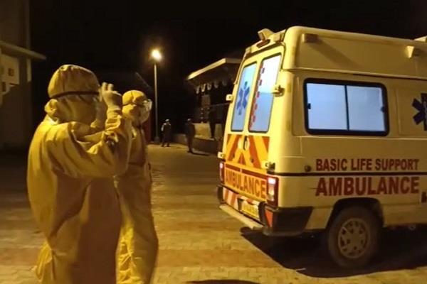 ऊना पुलिस ने तैयार की कोविड योद्धाओं की टीम