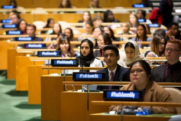 why is the united nations worried about youth