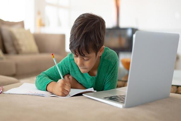 delhi government schools begins online classes
