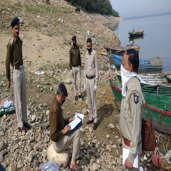 पौंग झील में तैरता मिला एक व्यक्ति का शव, 6 अप्रैल से था लापता
