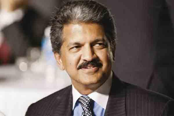 anand mahindra shared this video of children watching will be laughed