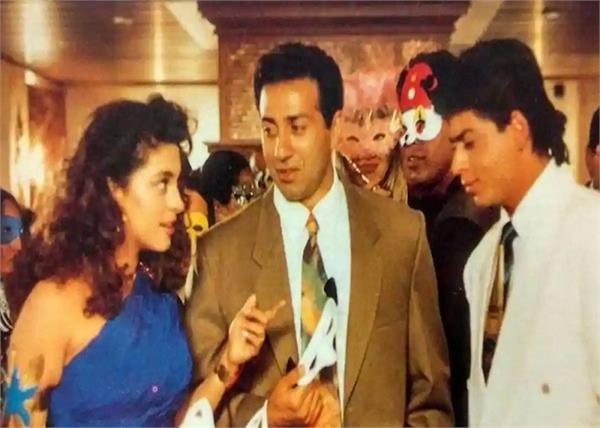 शाहरुख की वजह से गुस्से में सनी ने फाड़ दी थी पैंट की दोनों जेबें!