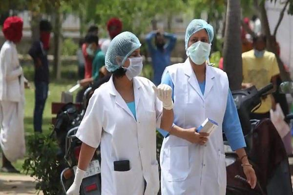 quarantine 108 health workers of gangaram hospital
