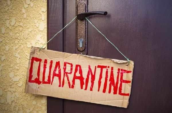 it is important to be cautious even after quarantine