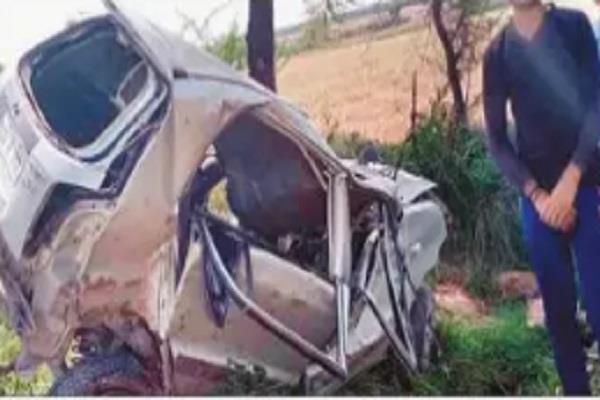 car rider dies in nilgai collision one injured