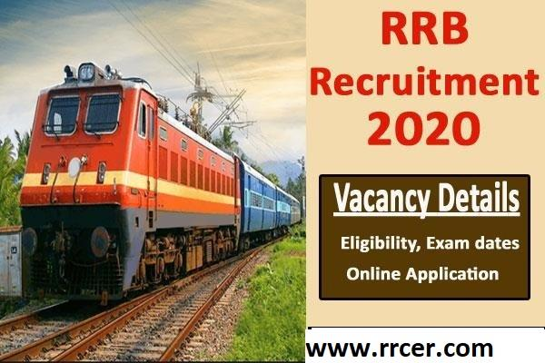 railway jobs 2020 rrb rrc new notice about last date extended