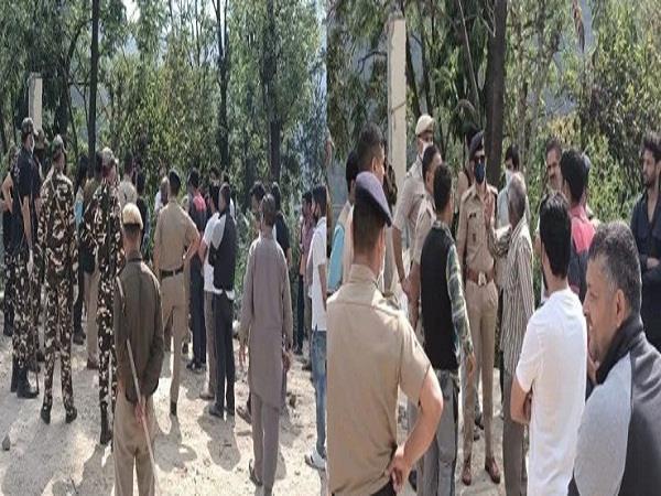 मामूली कहासुनी पर कर्फ्यू के बीच आपस में भिड़ गए प्रवासी मजदूरों संग स्थानीय युवक