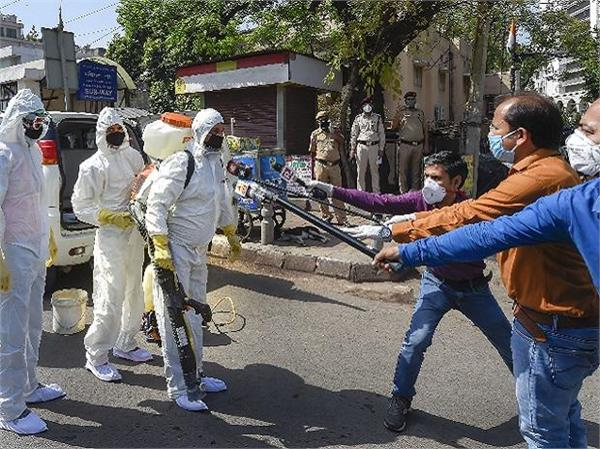 corona virus india s cases lowest in world took 63 days to cross 1500