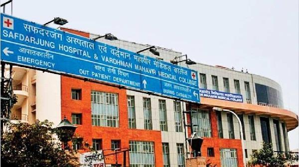 ppe kit shortage doctors seeking donation in safdarjung hospital