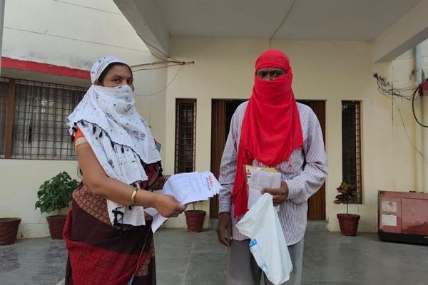inhuman behavior of chhatarpur collector