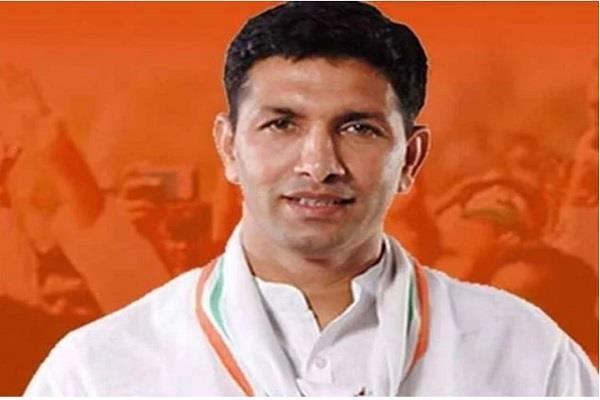 mp congress entrusts big responsibility to jeetu chairman media deptt