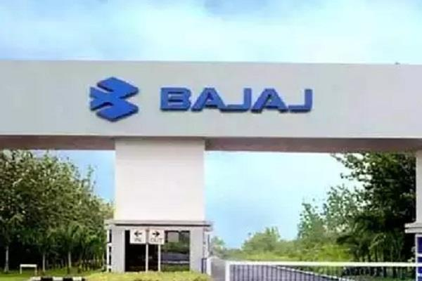 total sales of bajaj auto decreased by 38 percent in march