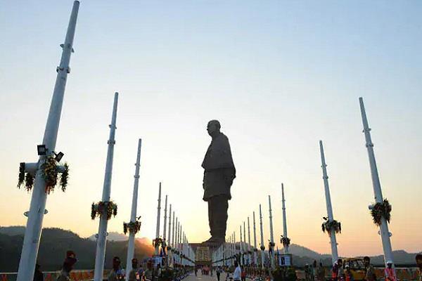 lockdown corona virus olx statue of unity