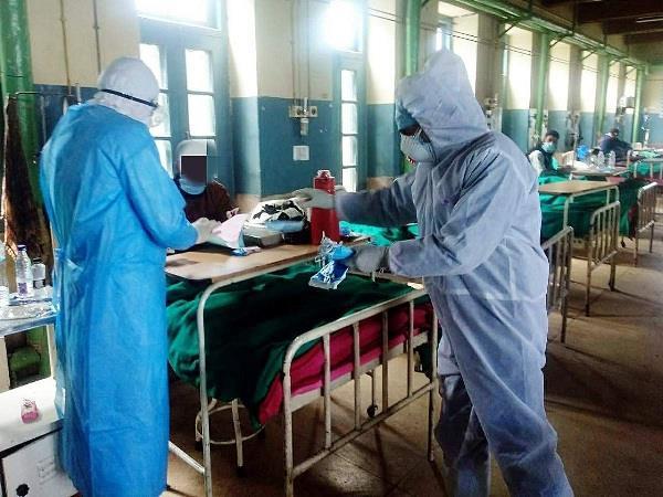 corona virus 9000 army beds doctors ready to fight corona