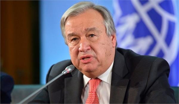united nations praised india efforts to stop the spread of corona virus