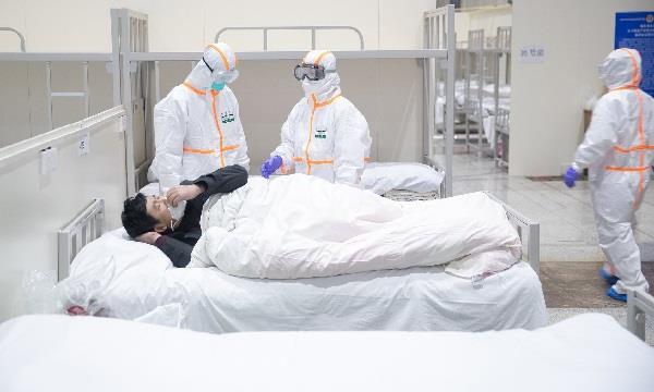 50 of patients show symptoms despite infection