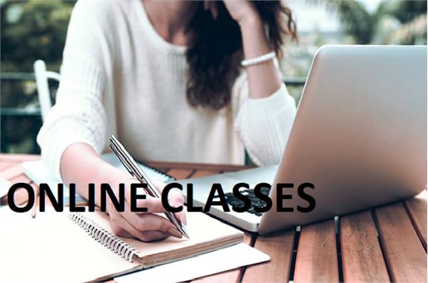 covid 19 dusu and abvp start online classes for more than 20 courses