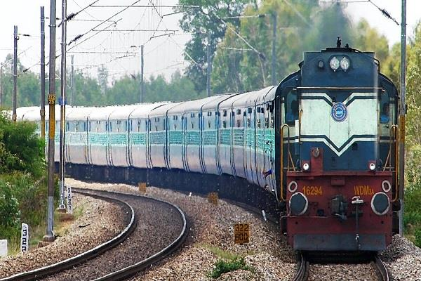 train service to be restored from april 15 after lockdown ends