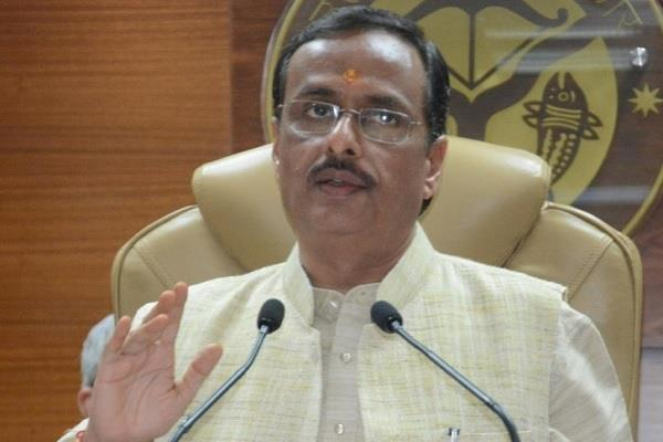 up schools have raised fees from parents dinesh sharma