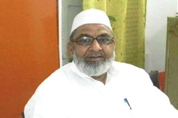 the son of minister haji hussain was involved in tablighi jamaat