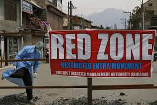 strictness in kashmir after news of lockdown violation
