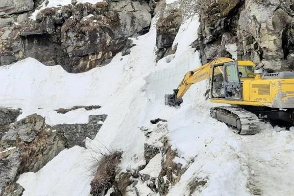 pangi s journey will be easy sach pass will be restored by the end of may