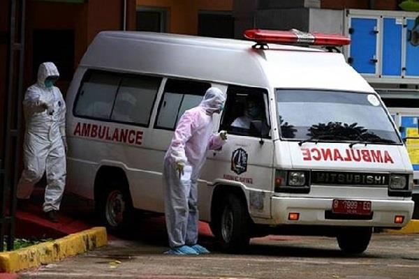 corona virus now corona investigation will be done in car or ambulance