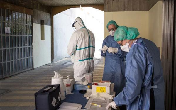 coronavirus woman death