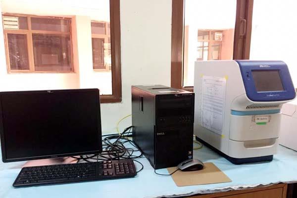 टांडा मेडिकल कॉलेज में अब इस मशीन से होंगे COVID-19 के टैस्ट, जानिए कैसे करती है काम
