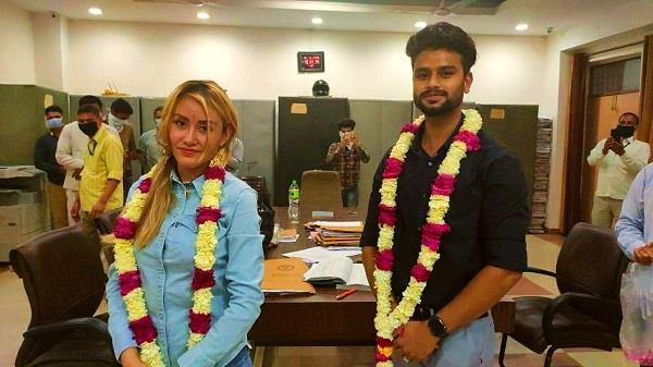 haryanvi chhore marries mexican girl court opened at midnight