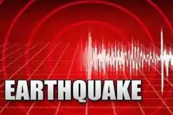 mild earthquake tremors in jammu and kashmir