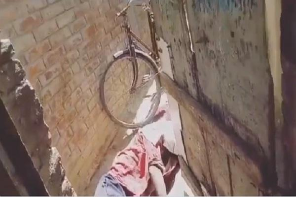 young man shot dead in prayagraj