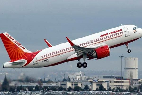 the deteriorating condition of air india company chief