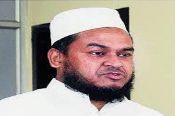 assam aiudf mla aminul islam arrested for spreading communalism