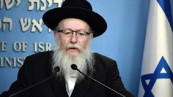 israel health minister has coronavirus top officials to isolate