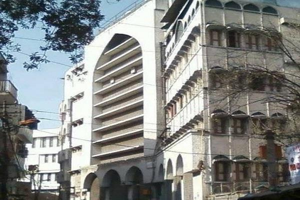 mcd s hammer will run on tablighi markaz building in nizamuddin