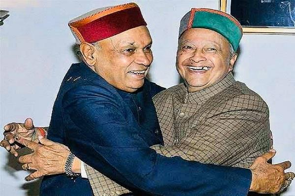 former chief minister dhumal said do not leave home to greet me