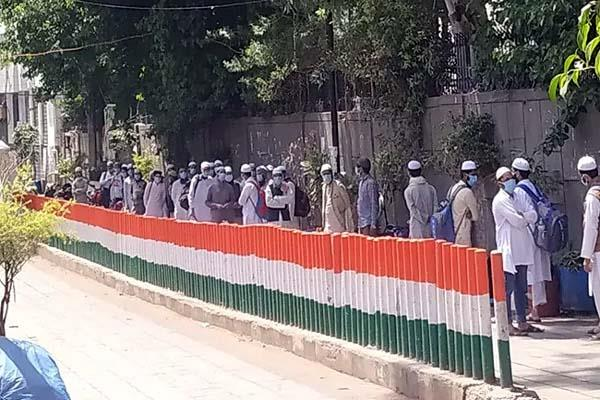 8 people have returned to chamba from tablighi jamaat in delhi