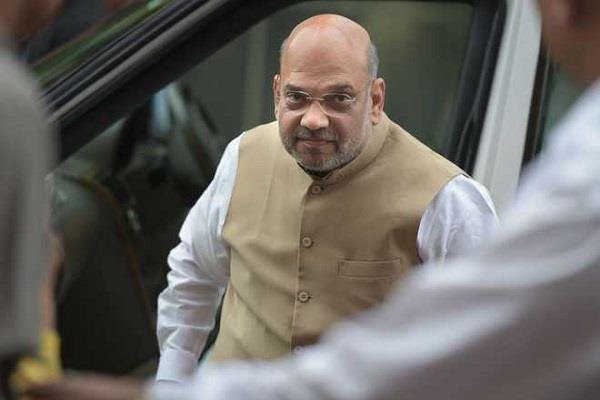 home minister amit shah called corona infected cisf jawan