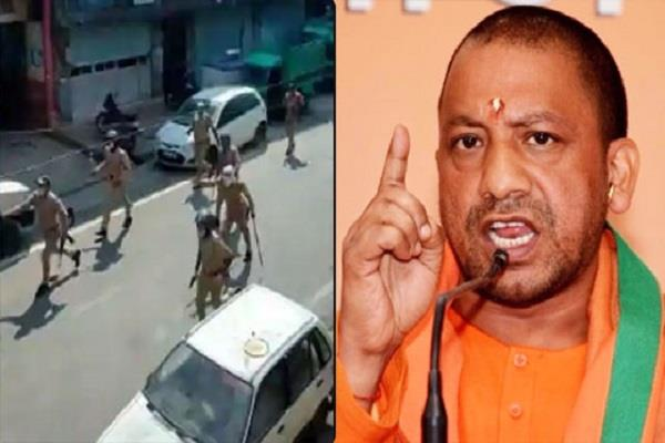 orders ordered cm strict rasuka and gangster act on attack on corona warriors