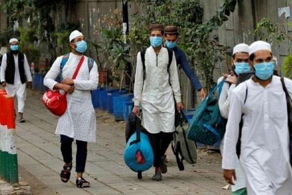 corona virus tabligi jamaat infection luv aggarwal ministry of health